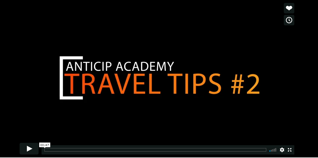 Capture travel tips 2